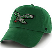 '47 Men's Philadelphia Eagles Legacy Clean Up Adjustable Hat
