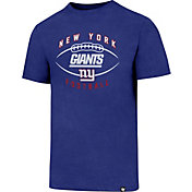 '47 Men's New York Giants Club Football Royal T-Shirt