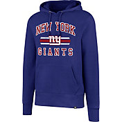 '47 Men's New York Giants Headline Royal Pullover Hoodie