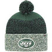 '47 Men's New York Jets Static Cuffed Knit