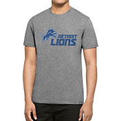 '47 Men's Detroit Lions Club Grey T-Shirt