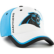 '47 Men's Carolina Panthers Crash Line Blue Flex Fit Hat