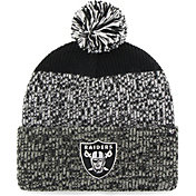 '47 Men's Oakland Raiders Static Cuffed Knit