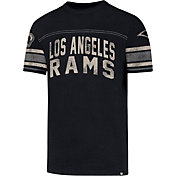'47 Men's Los Angeles Rams Title Navy T-Shirt