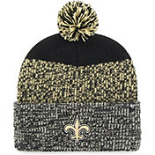 '47 Men's New Orleans Saints Static Cuffed Knit
