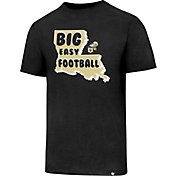 '47 Men's New Orleans Saints Regional Club Black T-Shirt