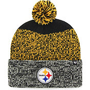 '47 Men's Pittsburgh Steelers Static Cuffed Knit