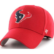 '47 Men's Houston Texans MVP Red Adjustable Hat