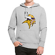 '47 Men's Minnesota Vikings Headline Grey Pullover Hoodie