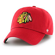 '47 Men's Chicago Blackhawks Franchise Red Fitted Hat