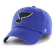 '47 Men's St. Louis Blues Franchise Royal Fitted Hat