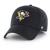 '47 Men's Pittsburgh Penguins Franchise Black Fitted Hat