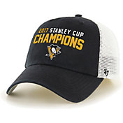 '47 Men's 2017 NHL Stanley Cup Champions Pittsburgh Penguins Closer Flexfit Hat