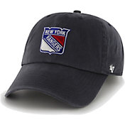 '47 Men's New York Rangers Clean Up Navy Adjustable Hat