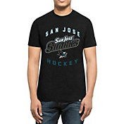 '47 Men's San Jose Sharks Club Black T-Shirt