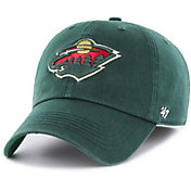 '47 Men's Minnesota Wild Franchise Green Fitted Hat