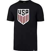 '47 Men's USA Crest Splitter Navy T-Shirt