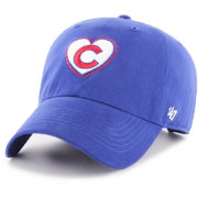 '47 Women's Chicago Cubs Courtney Clean Up Adjustable Hat