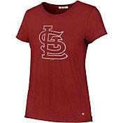 '47 Women's St. Louis Cardinals Crew T-Shirt