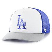'47 Women's Los Angeles Dodgers Glimmer Captain Adjustable Hat