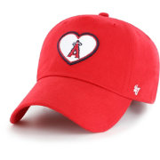 '47 Women's Los Angeles Angels Courtney Clean Up Adjustable Hat