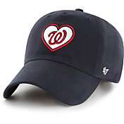'47 Women's Washington Nationals Courtney Clean Up Adjustable Hat