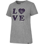 '47 Women's Colorado Rockies LOVE Tri-Blend T-Shirt