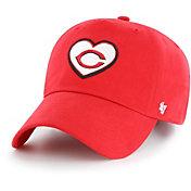 '47 Women's Cincinnati Reds Courtney Clean Up Adjustable Hat