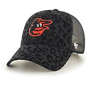'47 Women's Baltimore Orioles Billie Black Adjustable Hat