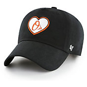 '47 Women's Baltimore Orioles Courtney Clean Up Adjustable Hat
