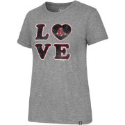 '47 Women's Boston Red Sox LOVE Tri-Blend T-Shirt