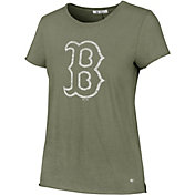 '47 Women's Boston Red Sox Crew T-Shirt