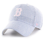 '47 Women's Boston Red Sox Mackenzie Clean Up Adjustable Hat