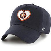 '47 Women's Houston Astros Courtney Clean Up Adjustable Hat