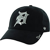 '47 Women's Detroit Tigers Sparkle Clean Up Navy Adjustable Hat