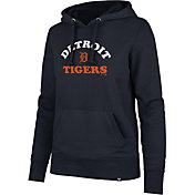 '47 Women's Detroit Tigers Headline Pullover Hoodie