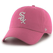 '47 Women's Chicago White Sox Clean Up Pink Adjustable Hat