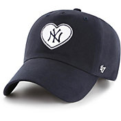 '47 Women's New York Yankees Courtney Clean Up Adjustable Hat