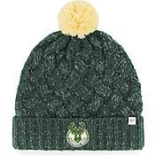 '47 Women's Milwaukee Bucks Fiona Knit Hat