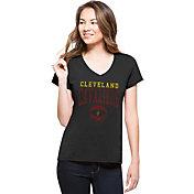 '47 Women's Cleveland Cavaliers Splitter T-Shirt