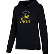 '47 Women's Indiana Pacers Navy Pullover Hoodie