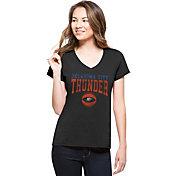 '47 Women's Oklahoma City Thunder Splitter T-Shirt