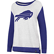 '47 Women's Buffalo Bills Kayla Crew Neck Sweater