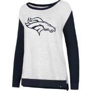 '47 Women's Denver Broncos Kayla Crew Neck Sweater