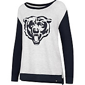 '47 Women's Chicago Bears Kayla Crew Neck Sweater