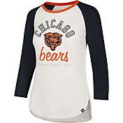 '47 Women's Chicago Bears Raglan Shirt