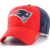 '47 Women's New England Patriots Sparkle Clean Up Adjustable Hat