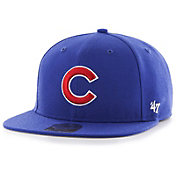 '47 Youth Chicago Cubs Lil' Shot Captain Royal Adjustable Snapback Hat