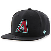 '47 Youth Arizona Diamondbacks Lil Shot Captain Adjustable Snapback Hat