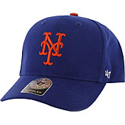 '47 Youth New York Mets Basic Royal Adjustable Hat